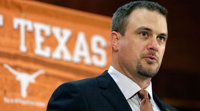 Will Texas Football Rise From the Ashes?