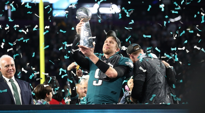 Foles takes down the GOAT, Dynasty in Shambles