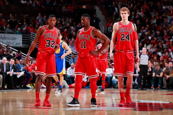 The Bulls are right where they need to be, now trust the process