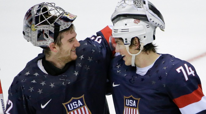 NHL Players Should Compete in the Olympics