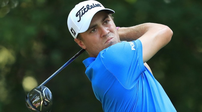 At the Top of the World: Justin Thomas